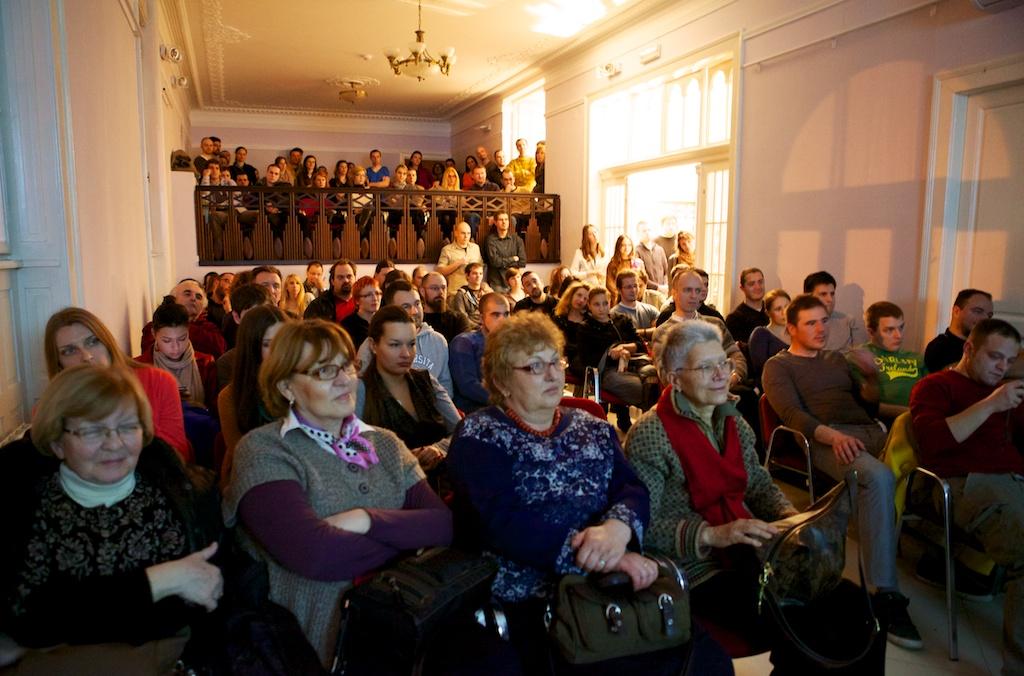 Divna publika