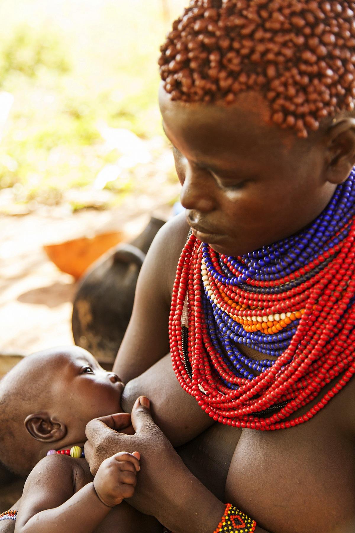 Etiopija - Pleme Omo