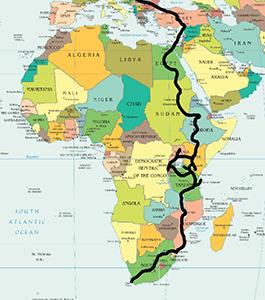 Afrička tura