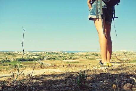 Radmila Jeremić - Put na Maltu