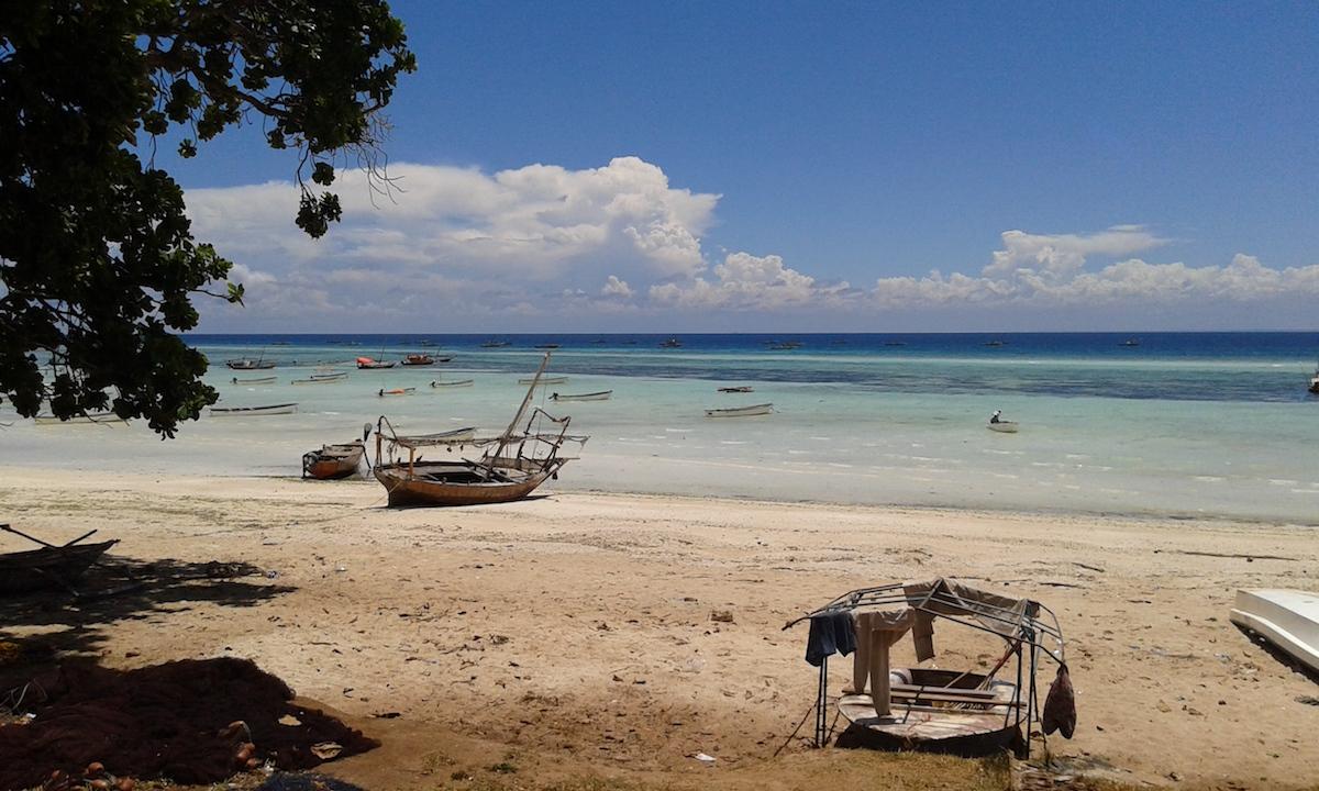 Plaže Zanzibara