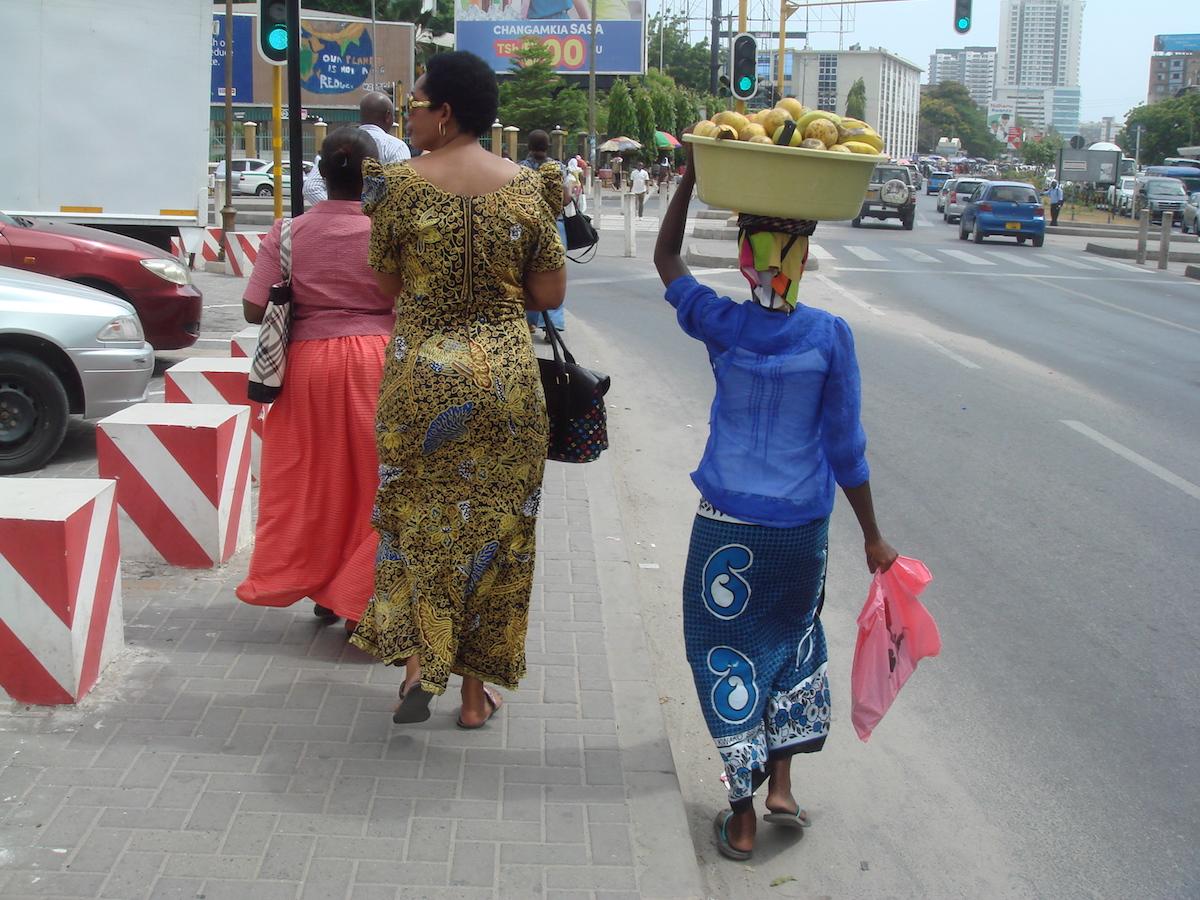 Ulicama Dar es Salama